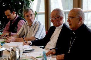 Cardenal Pedro Barreto participó en el encuentro de la REPAM y Redes Internacionales en Berlín